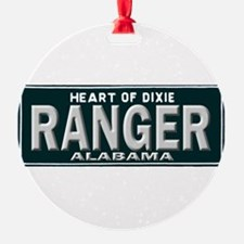 Alabama Ranger Ornament
