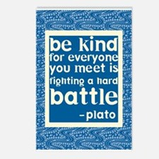 Be Kind - Inspirational Postcards (Package of 8)