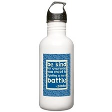 Be Kind - Inspirational Water Bottle