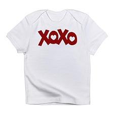 Hugs Kisses Hearts Infant T-Shirt