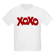 Hugs Kisses Hearts T-Shirt