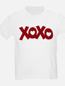 Hugs Kisses Hearts T-Shirt