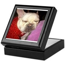 Sleeping Betty Keepsake Box
