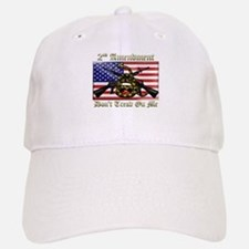 2nd Amendment Baseball Baseball Cap