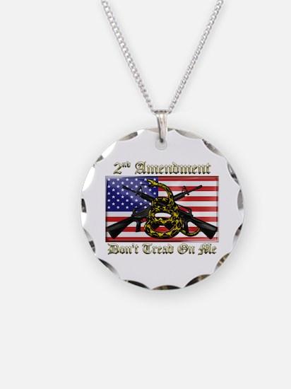 2nd Amendment Necklace
