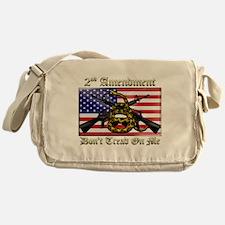 2nd Amendment Messenger Bag