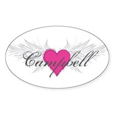 My Sweet Angel Campbell Decal