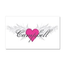 My Sweet Angel Campbell Car Magnet 20 x 12