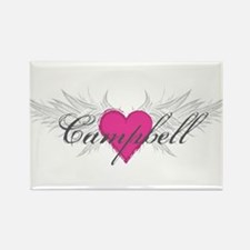 My Sweet Angel Campbell Rectangle Magnet (10 pack)