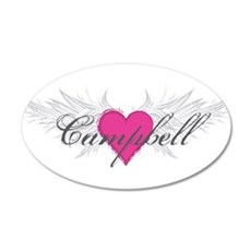 My Sweet Angel Campbell Wall Decal
