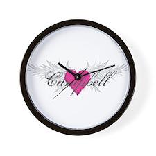 My Sweet Angel Campbell Wall Clock