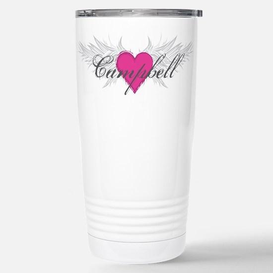 My Sweet Angel Campbell Stainless Steel Travel Mug
