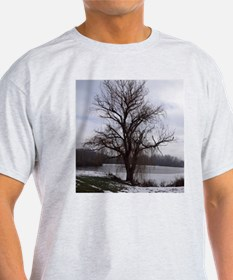 Peaceful Willow Tree T-Shirt