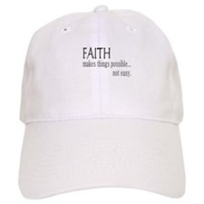 Faith Baseball Cap