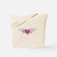 My Sweet Angel Caitlyn Tote Bag