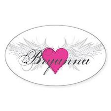 My Sweet Angel Bryanna Decal