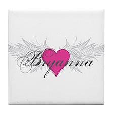 My Sweet Angel Bryanna Tile Coaster