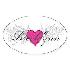 My Sweet Angel Brooklynn Decal