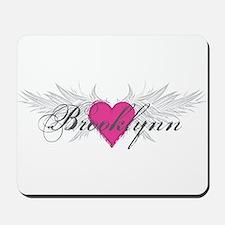 My Sweet Angel Brooklynn Mousepad