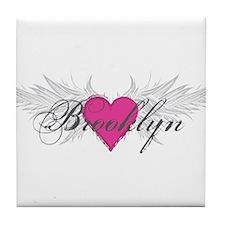 My Sweet Angel Brooklyn Tile Coaster