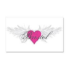 My Sweet Angel Bristol Car Magnet 20 x 12