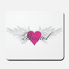 My Sweet Angel Bristol Mousepad