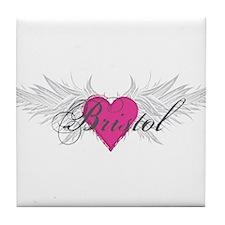 My Sweet Angel Bristol Tile Coaster