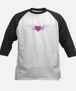 My Sweet Angel Brielle Kids Baseball Jersey