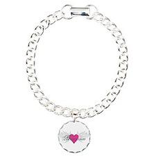 My Sweet Angel Brianna Charm Bracelet, One Charm