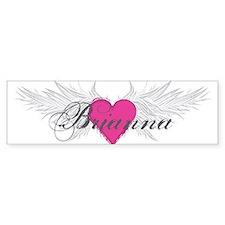 My Sweet Angel Brianna Bumper Sticker