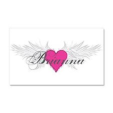My Sweet Angel Brianna Car Magnet 20 x 12