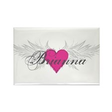 My Sweet Angel Brianna Rectangle Magnet (100 pack)