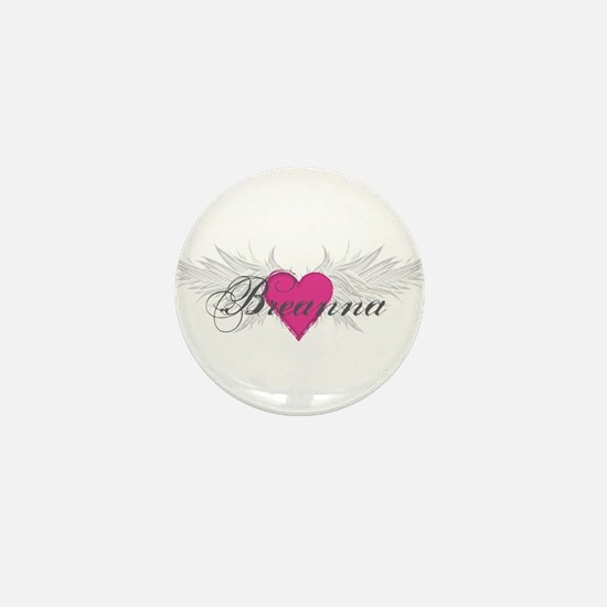 My Sweet Angel Breanna Mini Button