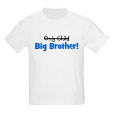 Big Brother (Only Child) T-Shirt