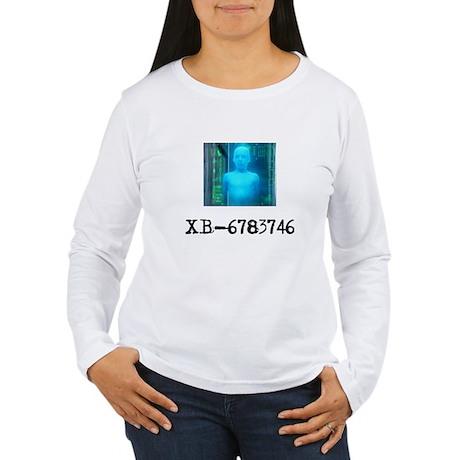 XB-6783746 Women's Long Sleeve T-Shirt