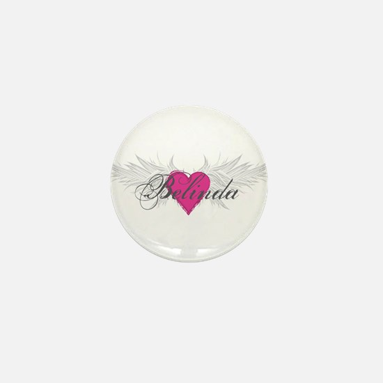 My Sweet Angel Belinda Mini Button