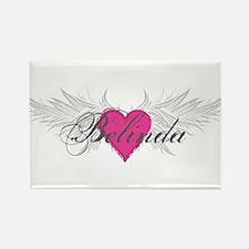 My Sweet Angel Belinda Rectangle Magnet