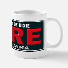 Alabama Fire Fighter Mug