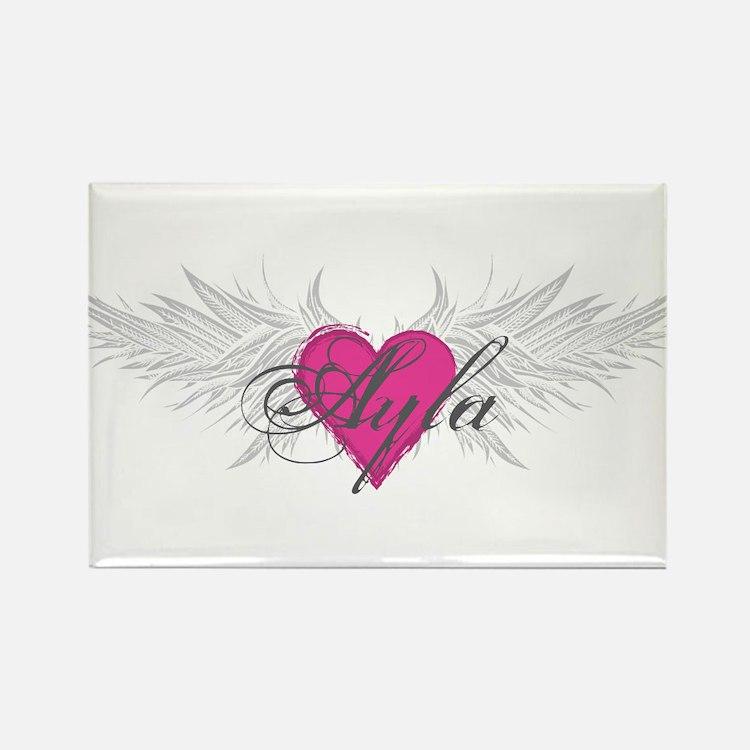 My Sweet Angel Ayla Rectangle Magnet