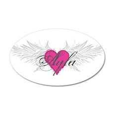 My Sweet Angel Ayla Wall Decal
