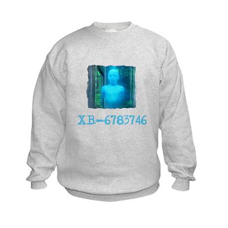 XB-6783746 2nd Version Kids Sweatshirt