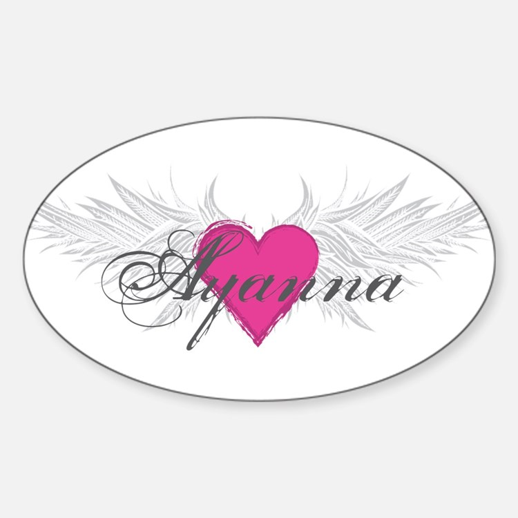 My Sweet Angel Ayanna Decal