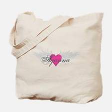 My Sweet Angel Ayanna Tote Bag