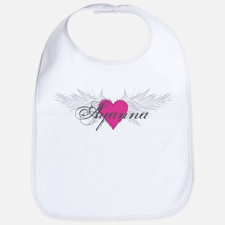 My Sweet Angel Ayanna Bib