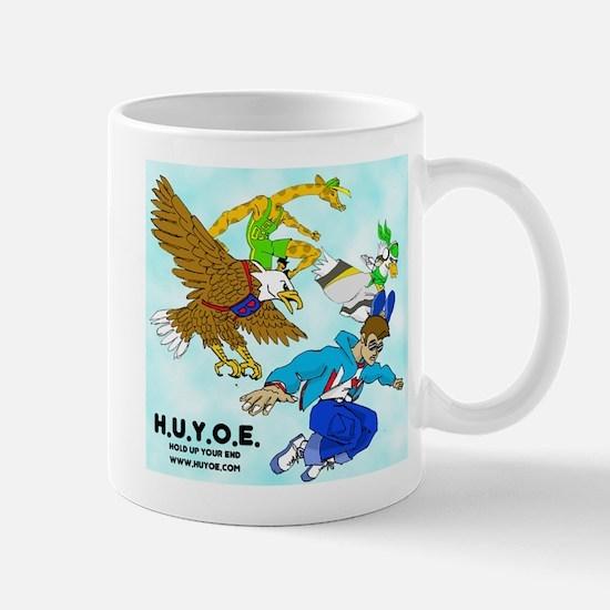 HUYOE Heroes Mug