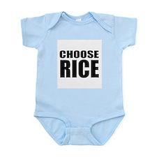 Choose Rice Infant Bodysuit
