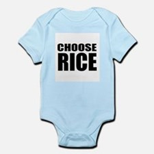 Choose Rice Infant Bodysuit
