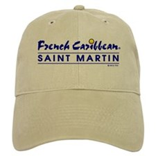St. Martin Baseball Cap / 2 Colors!
