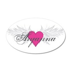 My Sweet Angel Aryanna Wall Decal