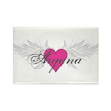 My Sweet Angel Aryana Rectangle Magnet